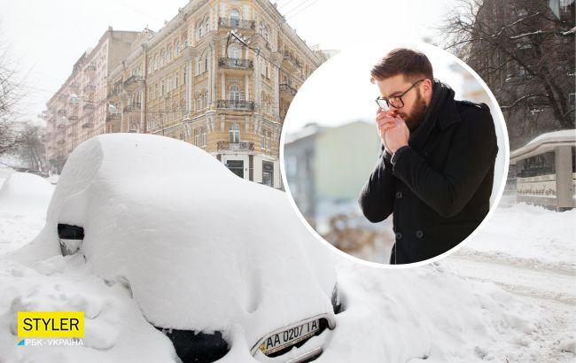 В Україну повертаються сильні морози: які області під ударом