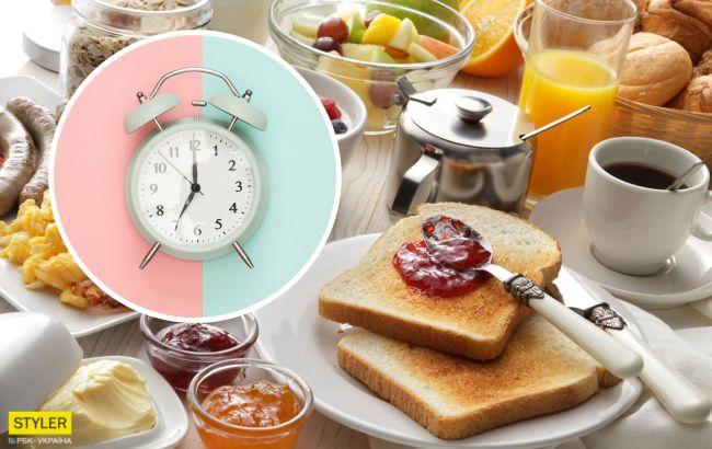 В какое время нужно есть завтрак, чтобы похудеть: результаты исследования