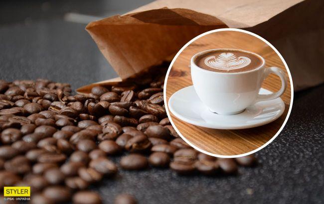 Стало известно, какой кофейный напиток самый популярный среди украинцев