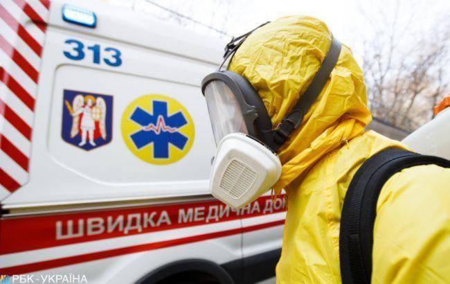 В Киеве госпитализировали рекордное число больных COVID-19 за сутки