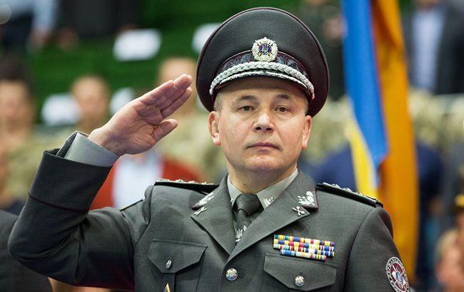 Начальник Службы госохраны Гелетей подал в отставку