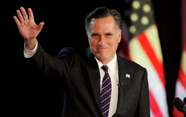 Фото: Мітт Ромні може стати новим держсекретарем США