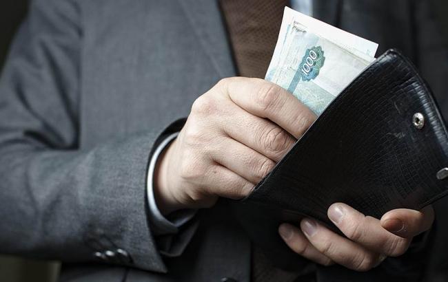 Фото: Зарплата в России (Коммерсантъ)
