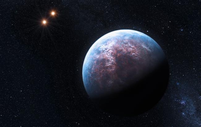 Фото: Планета в космосі (Trendymen.ru)