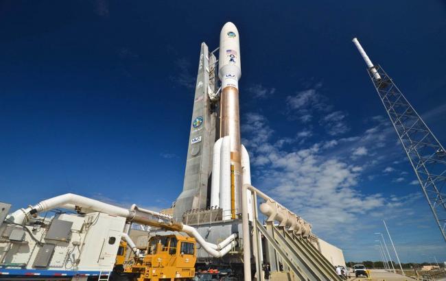 Фото: запуск ракеты-носителя Atlas V