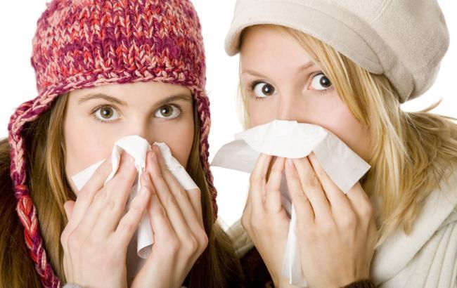 Фото: Лікування застуди (HeaClub.ru)