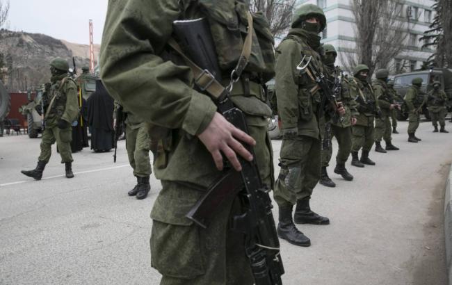 Фото: Окупація Криму (СЛЕД.net.ua)