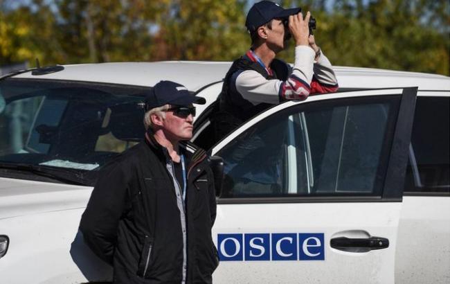 Фото: доступ місії ОБСЄ до ділянок розведення сил на Донбасі як і раніше обмежений