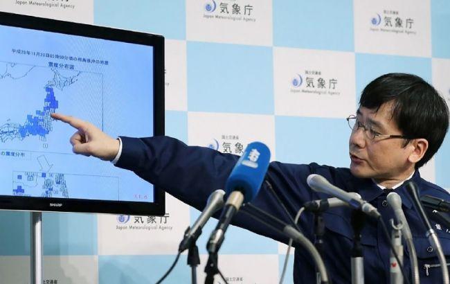Фото: в Японии допускают повтор землетрясения