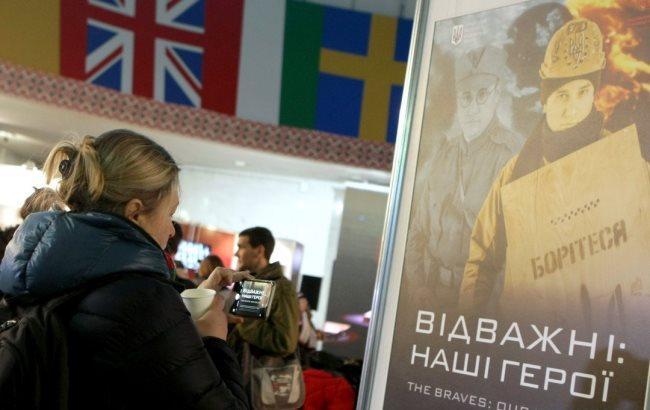 Наши герои: в Киеве открыли выставку украинских революций