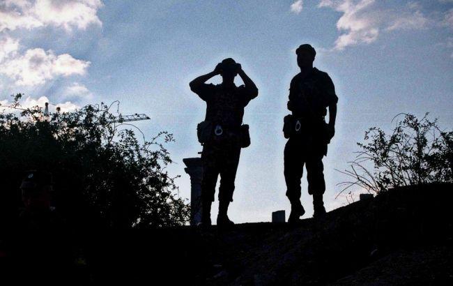 Фото: пограничники задержали гражданина Молдовы