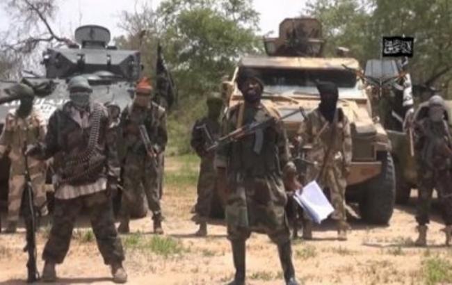 Фото: В Нигерии вооруженные люди напали на полицейский участок
