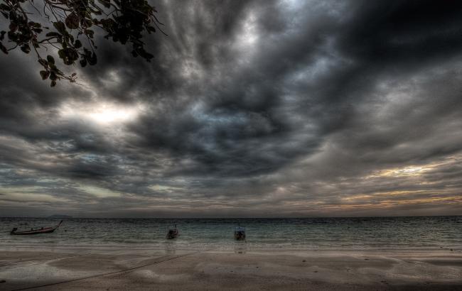 Фото: Украину накрыла ветренная погода