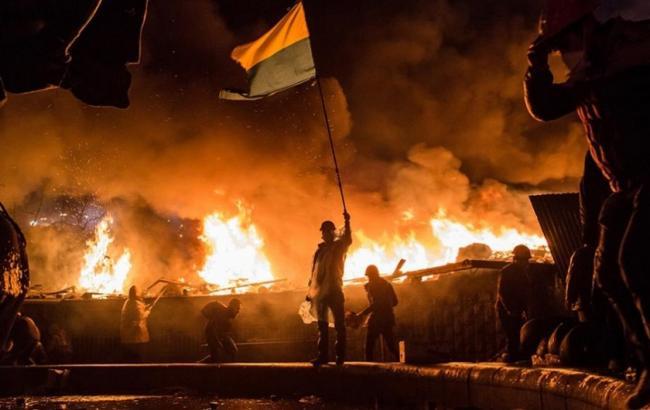 """Фото: Фільм """"Україна в огні"""" (Белрынок)"""