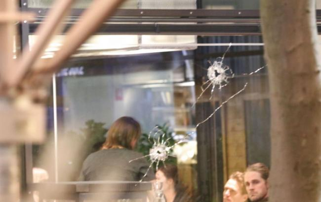 Фото: стрельба в Копенгагене