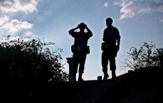 Фото: пограничники задержали контрабандистов