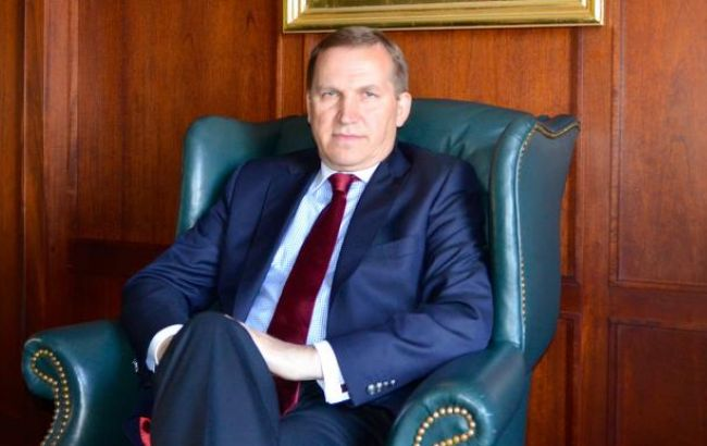 Фото: екс-посол у США Олександр Моцик