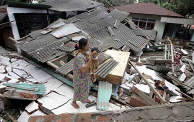 Фото: В Индонезии произошло землетрясение магнитудой 5,6