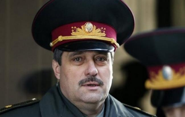 Прокуратура оголосила обвинувачення генералу Назарову у справі про збитий Іл-76