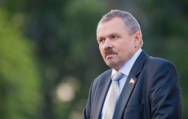 Фото: кримського екс-депутата Василя Ганиша звинувачують у державный зраді