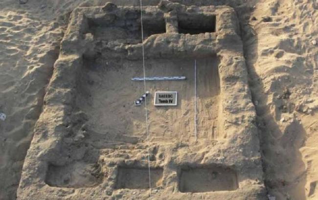 Фото: Раскопки в Египте (bbc.com)