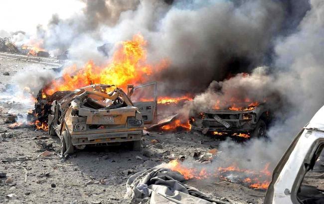 Более 70 человек погибли при взрыве бомбы наАЗС вИраке