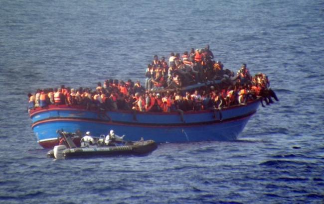 В Эгейском море при крушении судна с мигрантами погибли 10 человек