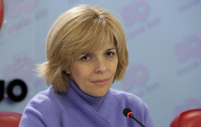 Фото: Ольга Богомолець