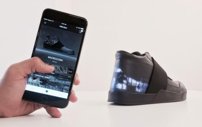 Фото: Кросівки від Vixole (3DNews)