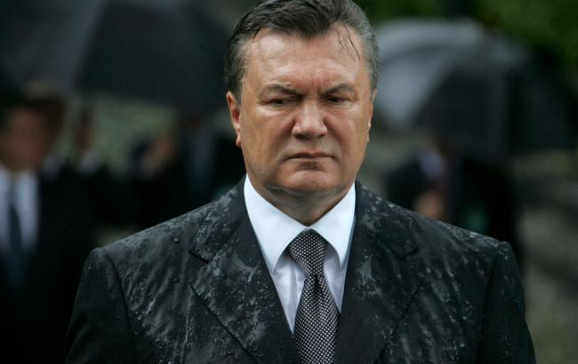 Фото: Віктор Янукович (ВІСТІ.pro)