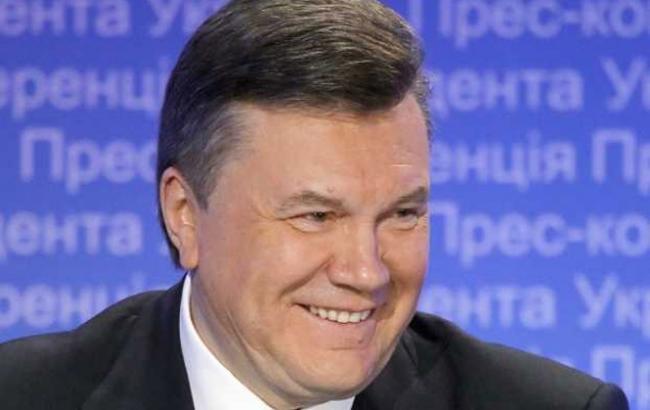 Фото: Виктор Янукович (iPress.ua)