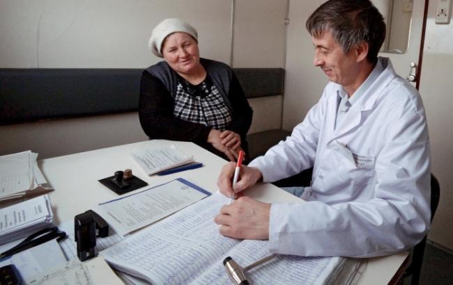Фото: Лікарі в Росії (Mail.Ru)