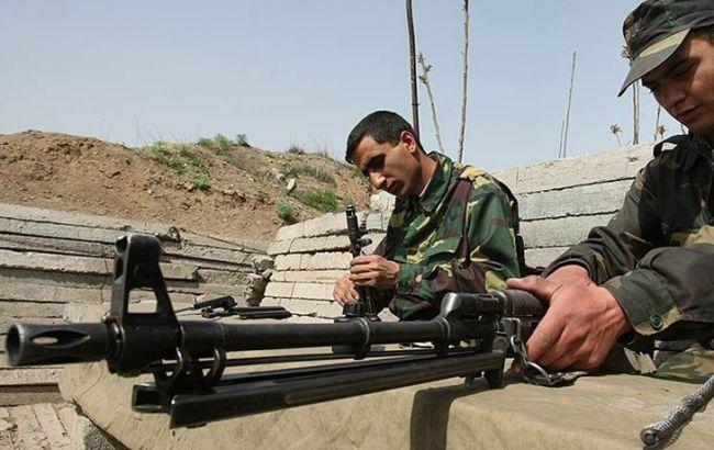 Азербайджан заявил о 125 нарушениях перемирия в Карабахе за сутки