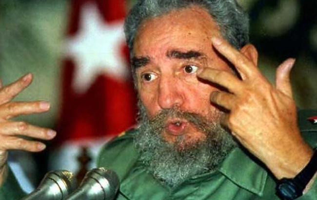 Фото: Фидель Кастро (politobzor.net)