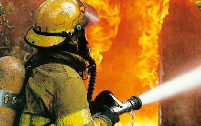 Фото: Пожар (112 Украина)