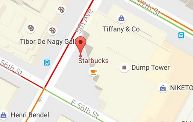 Фото: Google Maps (Скріншот)