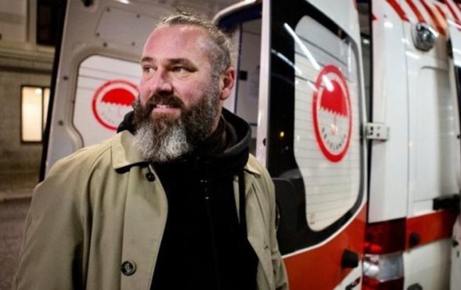 """У Данії запустили перші машини """"швидкої сексуальної допомоги"""""""