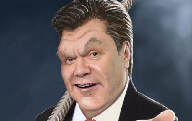 Фото: Виктор Янукович (prikolnovosti.com)