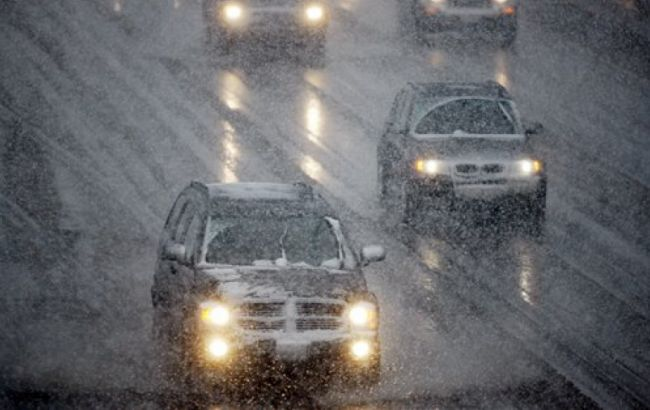 Фото: погода в Киеве