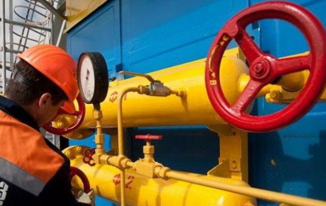 Фото: Україна використала майже 1 млрд кубометрів газу зі сховищ