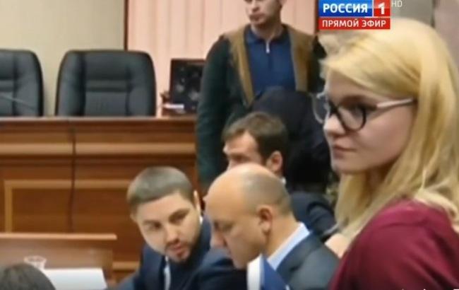 Фото: Девушка, которую приняли за Дееву (Facebook Mir Oleshko)