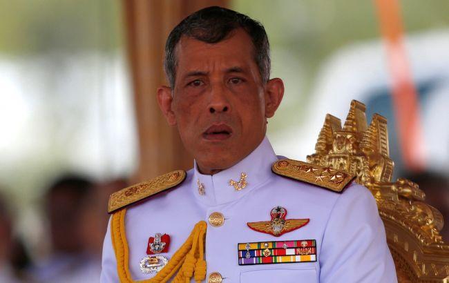 Фото: наслідний принц Маха Вачиралонгкорна