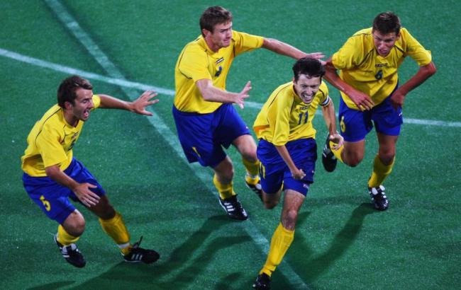 Фото: Украинские футболисты (rio2016.com)