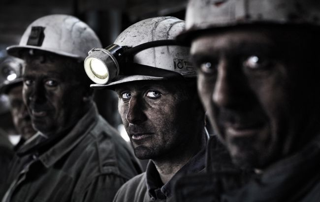 Фото: ДНР не выплачивает зарплаты шахтерам