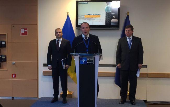 Фото: день промисловості України в НАТО
