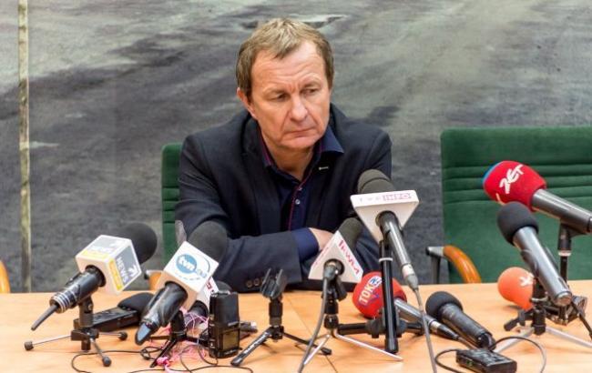 Фото: директор рудника Павел Марковський