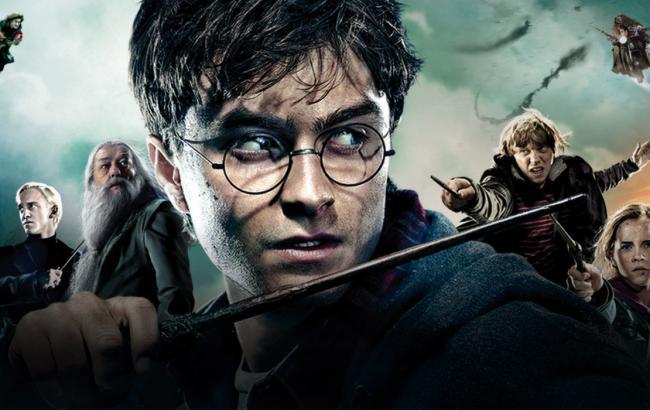 Фото: Фильмы про Гарри Поттера (Bluraymania.com.ua)