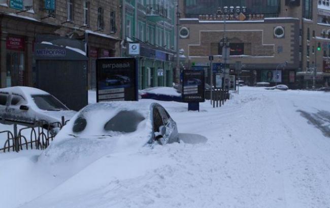 Фото: Погода в Києві (ZN.ua)