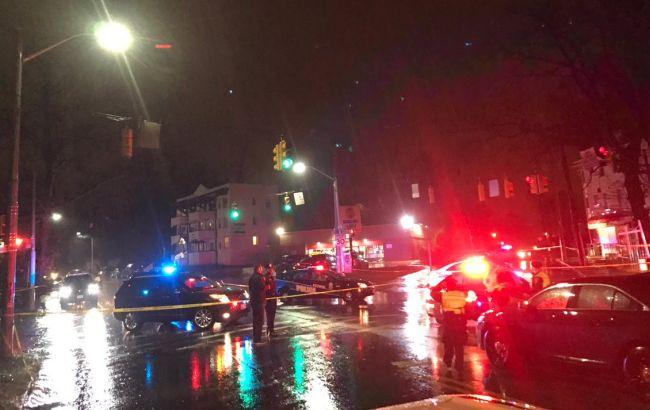 Фото: стрельба в Балтиморе