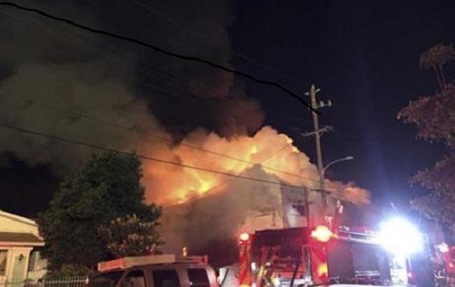 Пожежа в американському Окленді: кількість жертв зросла до 30 осіб